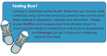 Lose the blues at Salvere Health & Fitness